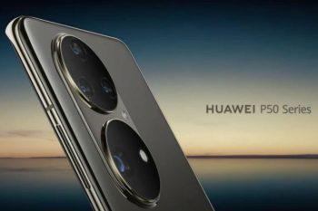 Huawei P50 : on connait enfin la date de l'annonce officielle