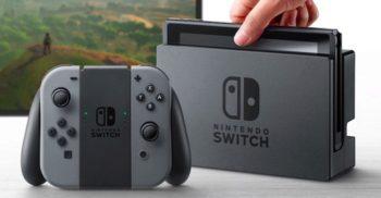 La Nintendo Switch «classique» désormais moins chère en Europe