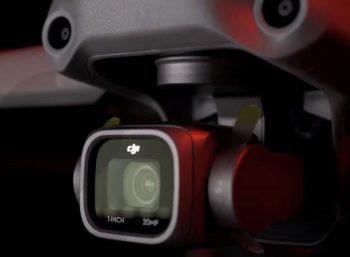 DJI AIR 2S : un leak vidéo dévoilerait un capteur 1 pouce