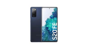 Le Samsung Galaxy S20 FE 5G et son écran Super AMOLED 120 Hz à 499 €