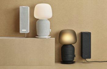 IKEA et Sonos renouvellent leur gamme d'enceintes connectées