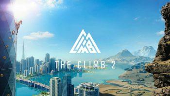 The Climb 2 arrive aujourd'hui sur l'Oculus Quest (+ nouveau trailer)